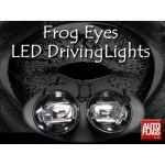 【autoflags】 Frog Eyes LEDドライビングランプ for RVR